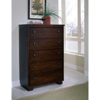 A furniture dresser.