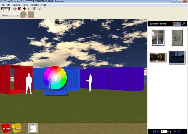 3D ISBU Color