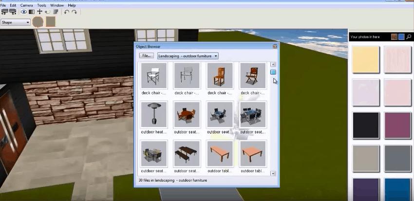 3D ISBU Objects