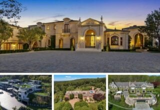 4 mega mansion photos