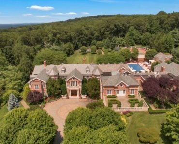 Spectacular 34,000 sq. ft. New Jersey mega mansion.