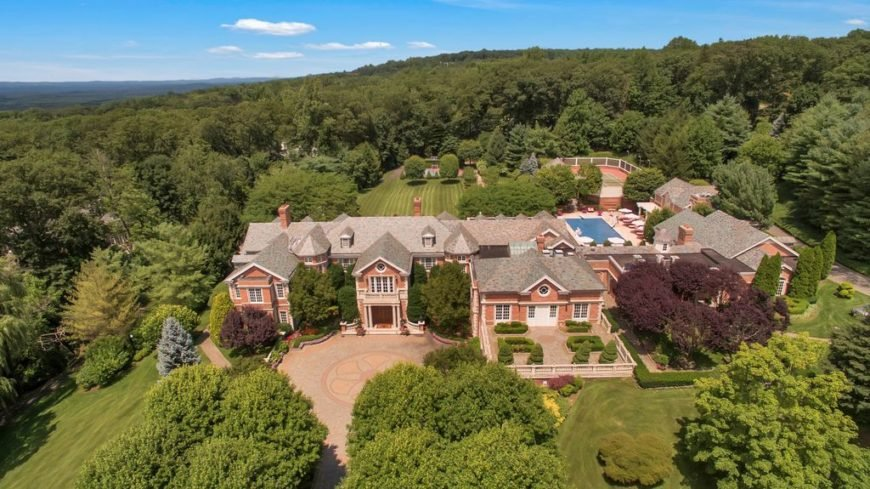 35 000 Sq Ft New Jersey Mega Mansion Gorgeous