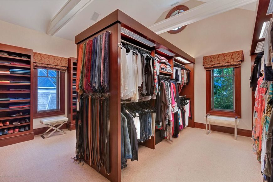 101 luxury walk in closet designs 2018 pictures - Pictures of walk in closets ...