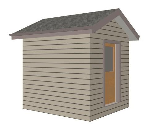Home Designer Suite Basic Shed