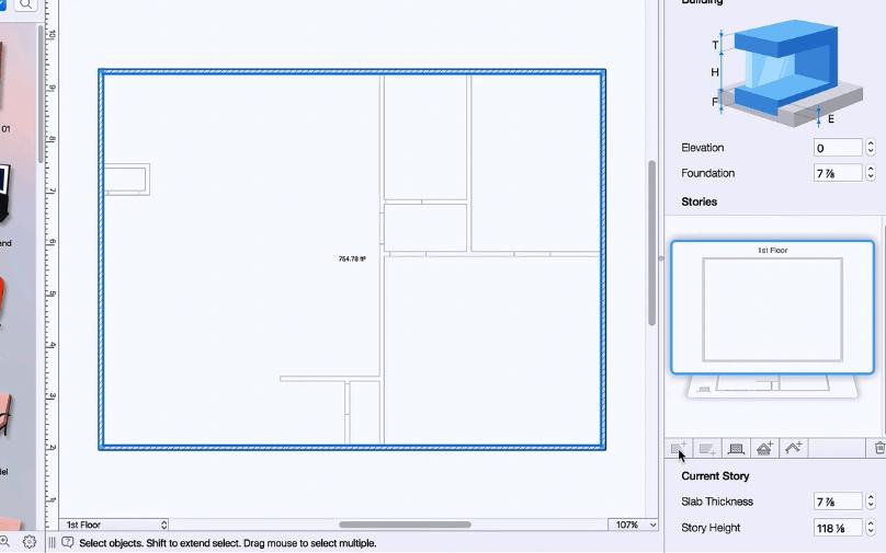 Live Home 3D Floor Plan 3