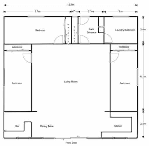 Floorplanner Layout