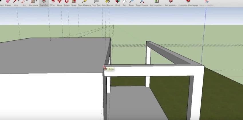 SketchUp Step 12