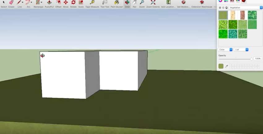 Sketchup Step 3