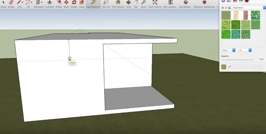 SketchUp Step 4