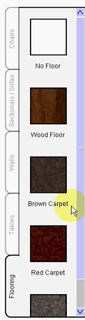 Room Builder Flooring