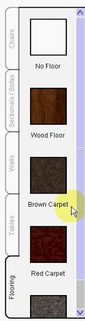 Room Builder Flooring