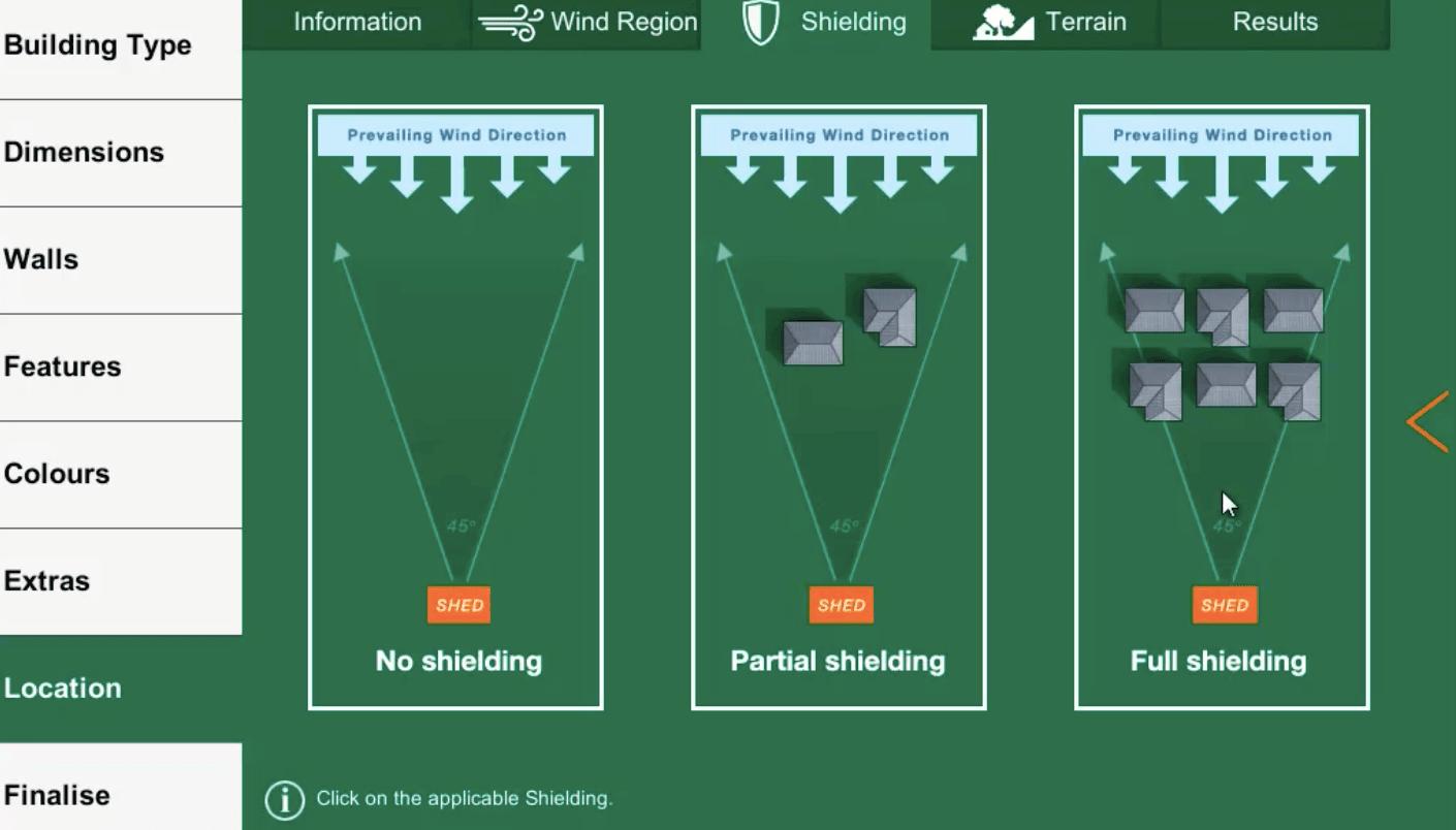 ShedBoss App Shielding