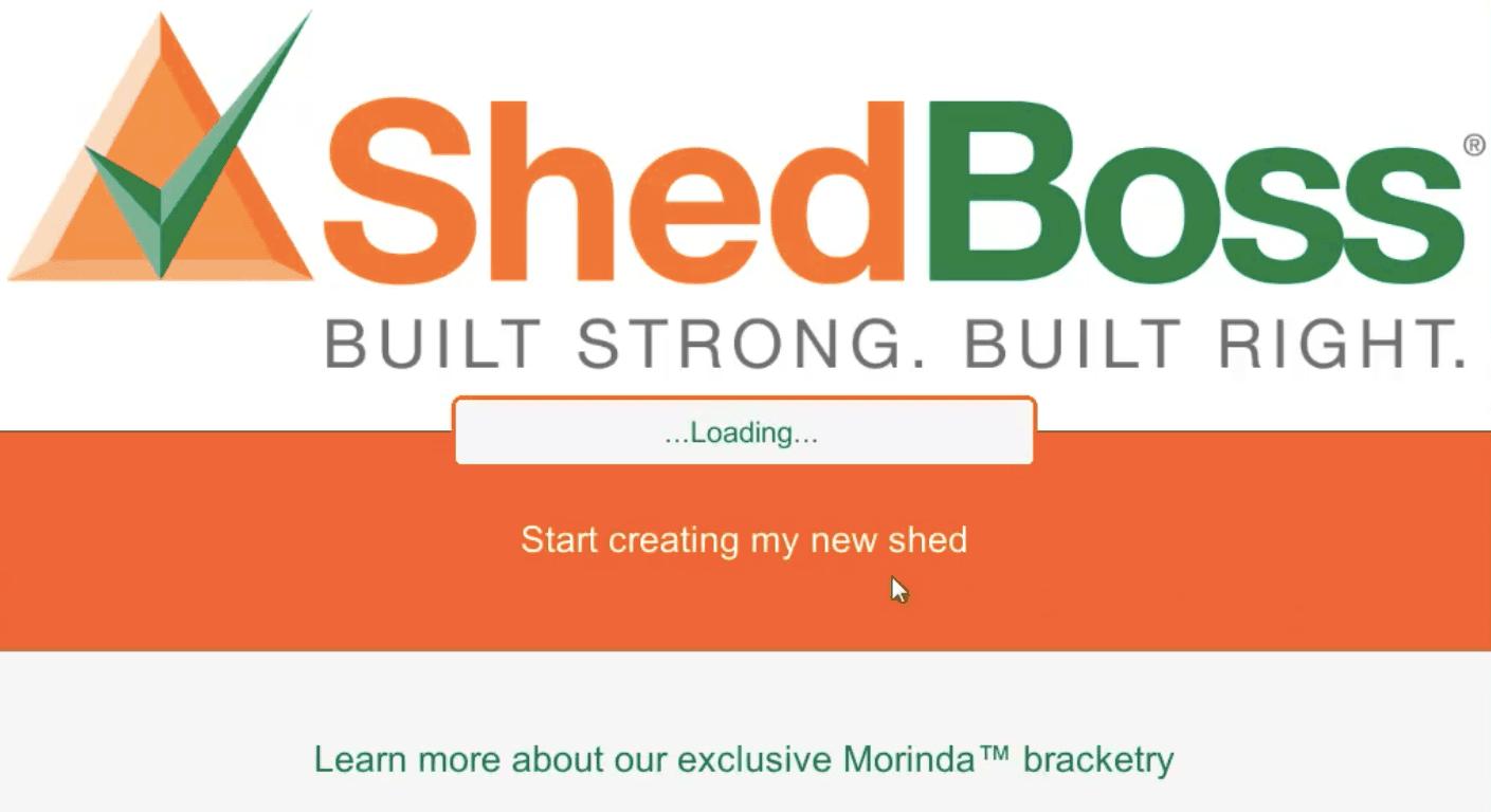 ShedBoss App Start
