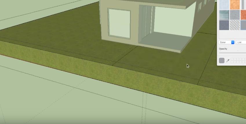 SketchUp Step 21