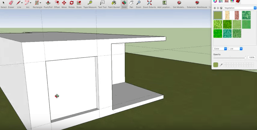SketchUp Step 5