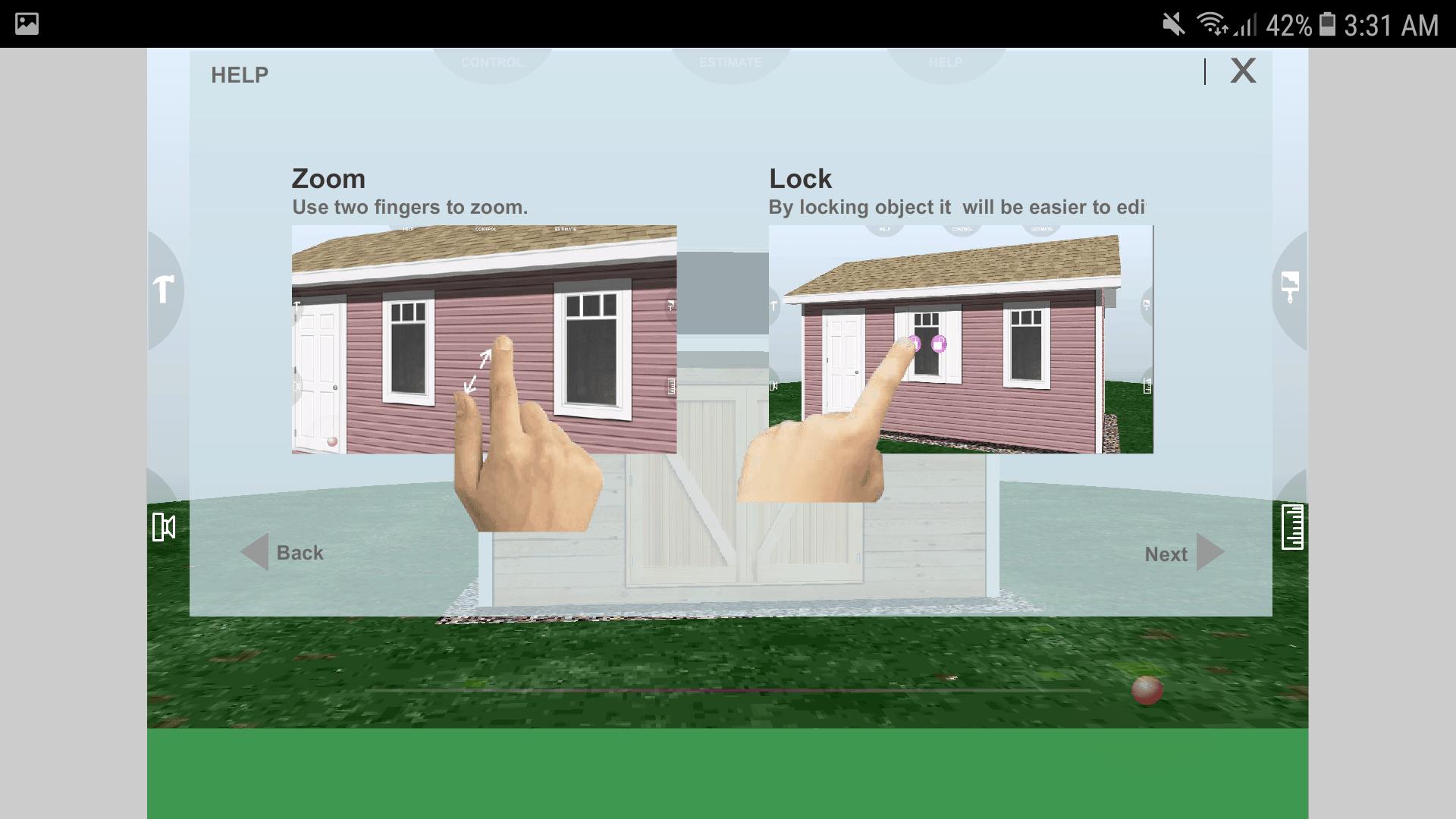 Udesignit 3D Garage Shed Help 5
