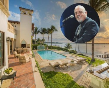 Billy Joel sells his Florida Coast estate for $27M.