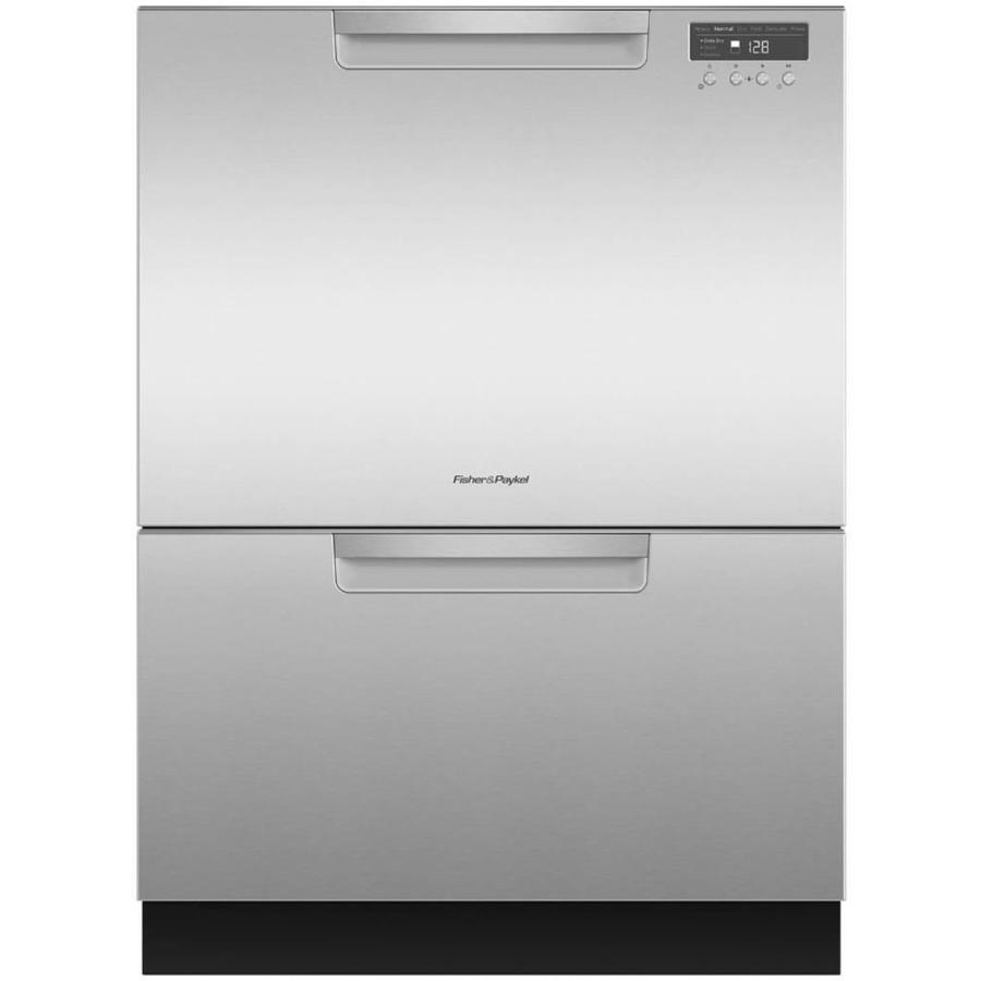 Drawer-style stainless steel dishwasher