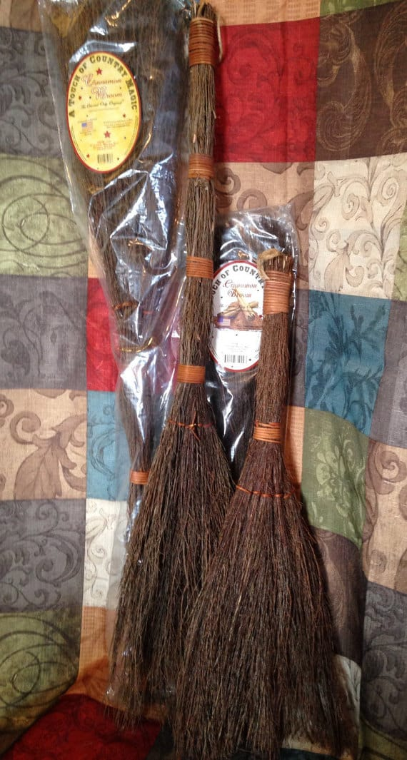 Scented broom