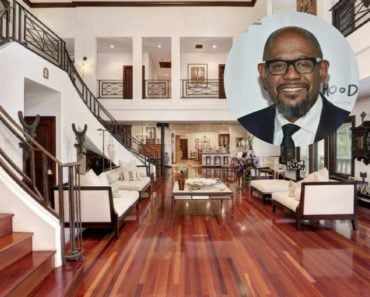 Forest Whitaker lists his two Hollywood Hills home for combination of $5M.