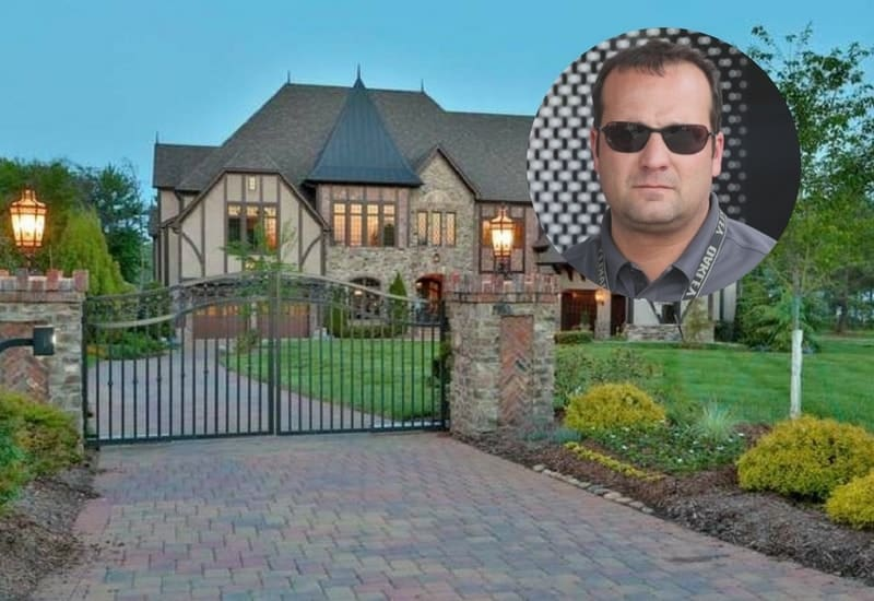 Greg Zipadelli sells his North Carolina lake house for $6.8M.