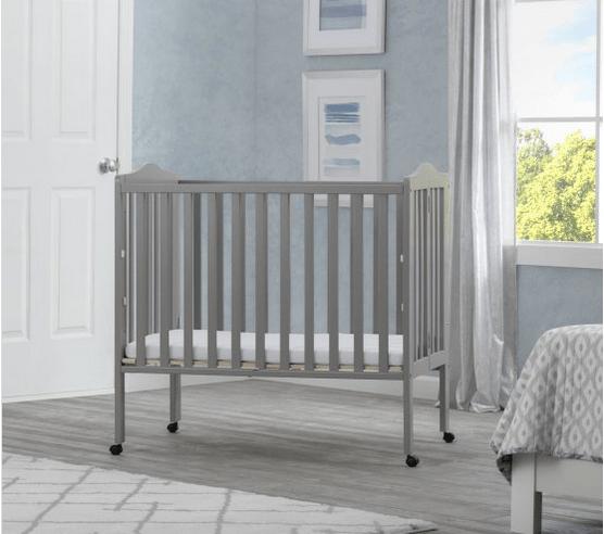 2-in-1 crib