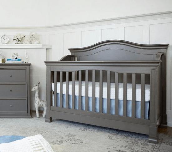 4-in-1 crib
