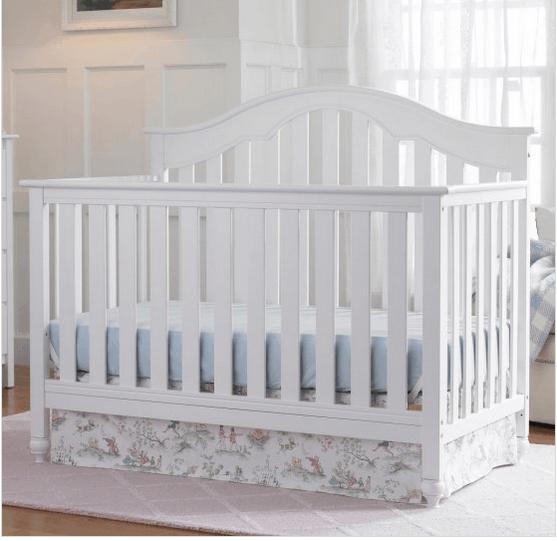 5-in-1 crib