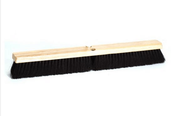Broom with replacement head