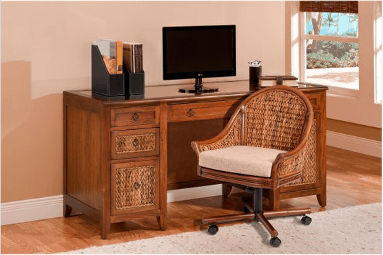 Sea Winds Fiji Desk Chair.