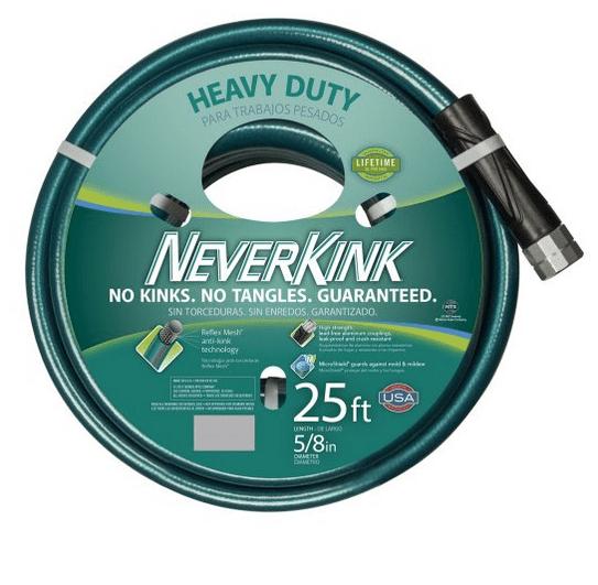 Kink-free hose