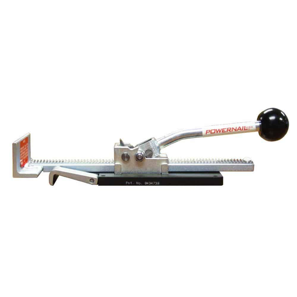Flooring clamp