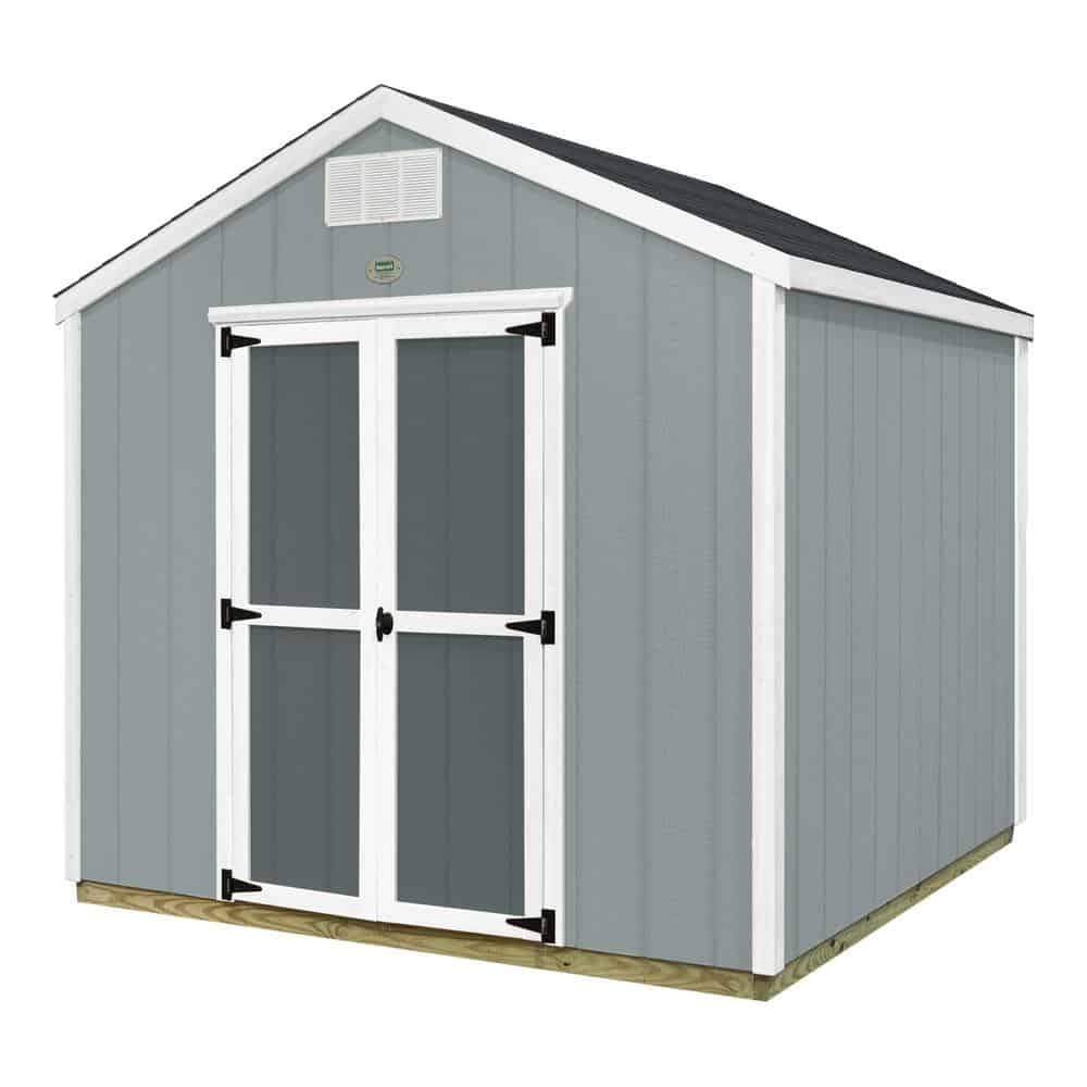 Wooden Storage Garages ~ Different types of sheds for your backyard