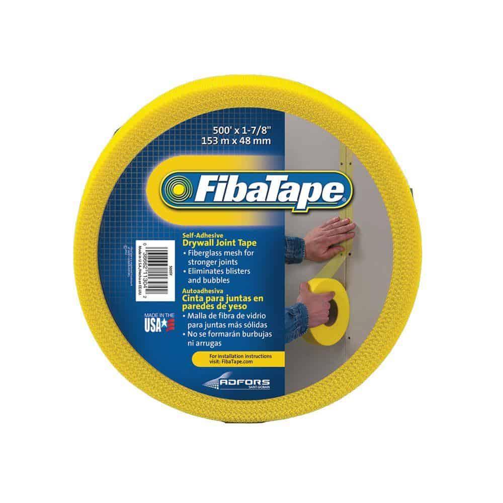 Moisture-resistant drywall tape