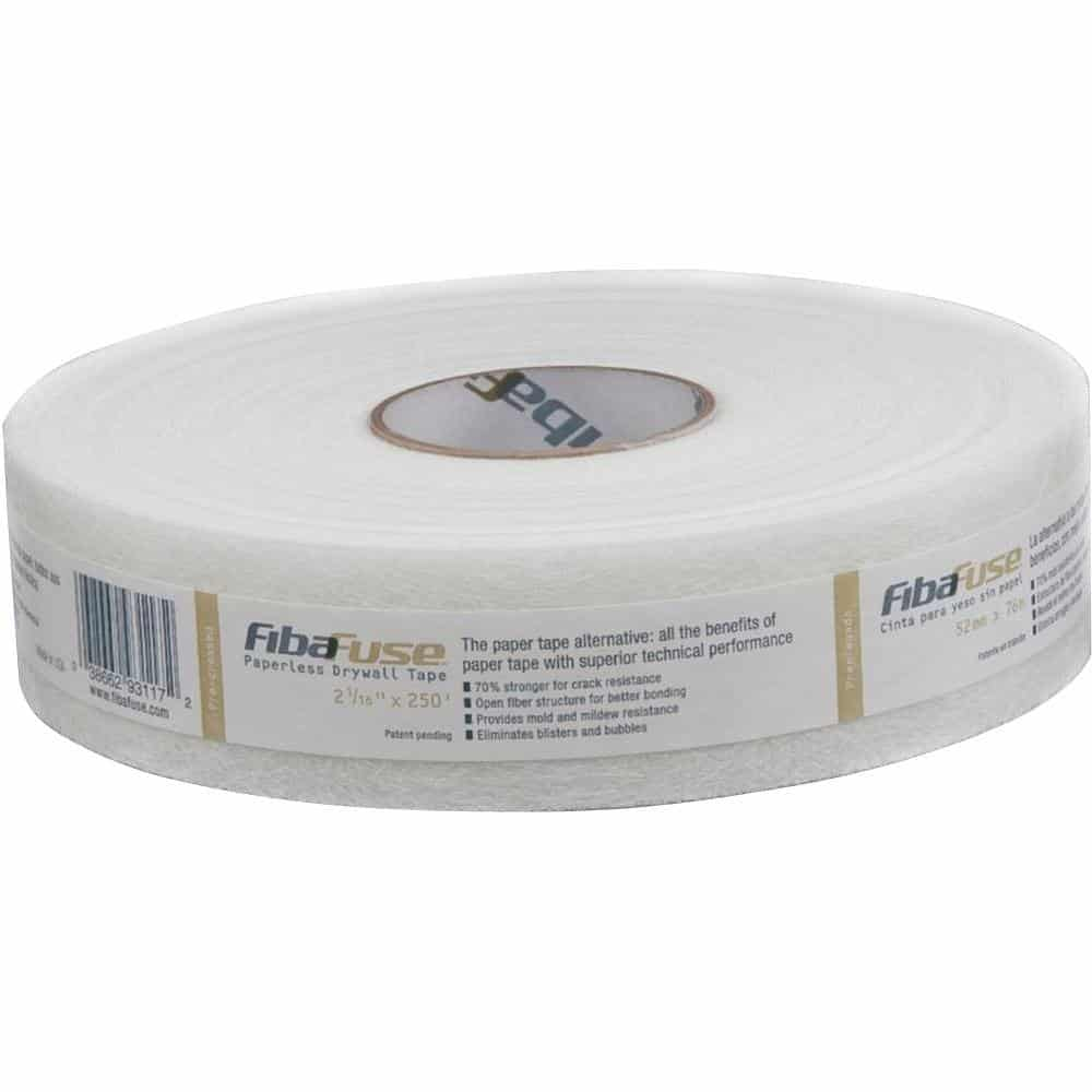 Mold-resistant drywall tape