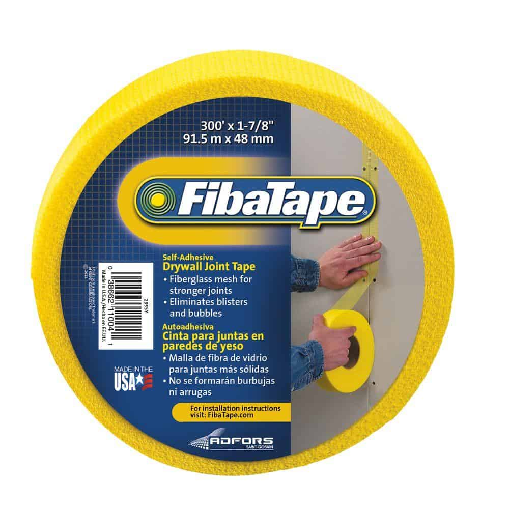 Perforated drywall tape