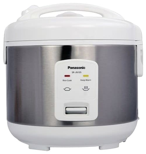 Stainless steel 5-cup-automatic-rice-cooker.