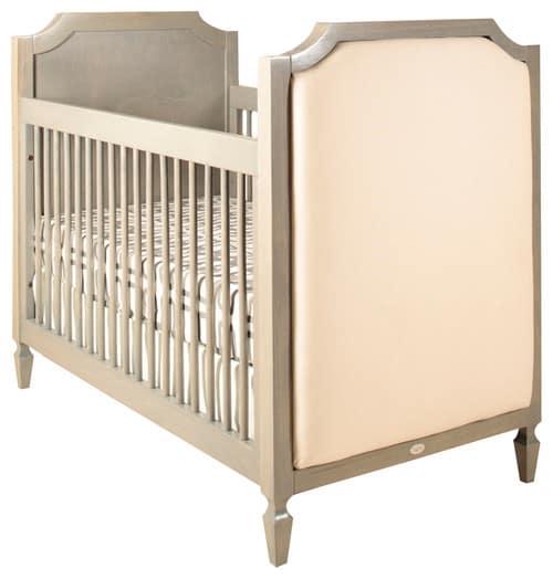 Eclectic crib