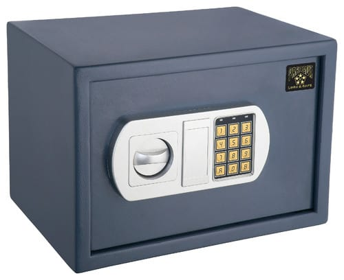 Impact resistant safe
