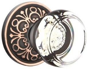 Mediterranean doorknobs