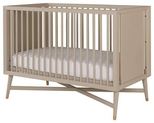 Midcentury crib