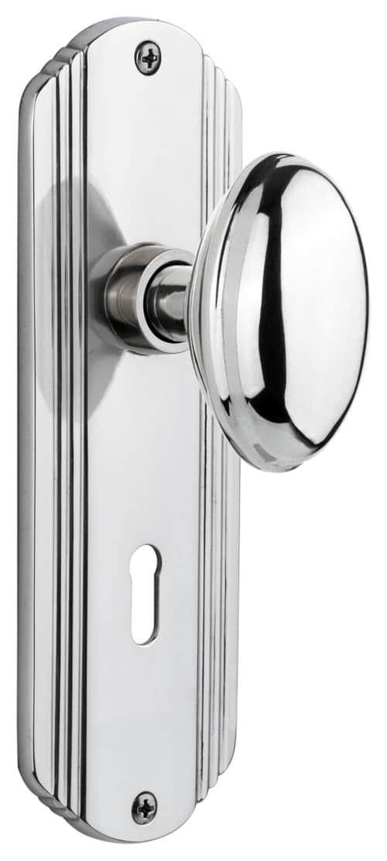 Mid-century door knob.