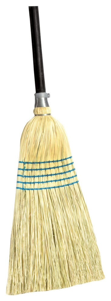 Wood broom