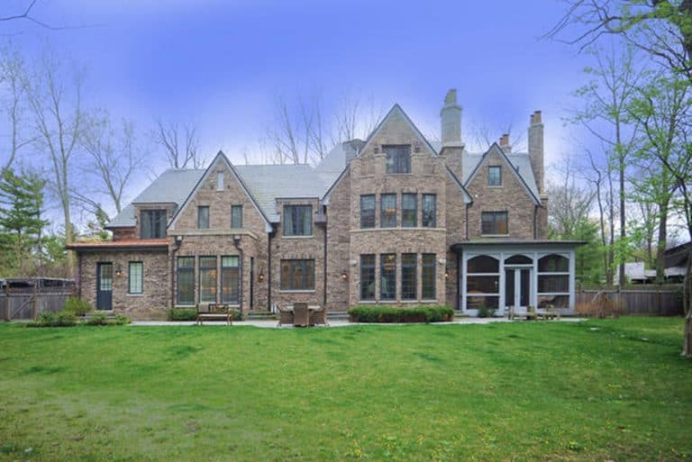 Brick mansion in Chicago once owned by Kristin Cavallari and Jay Cutler