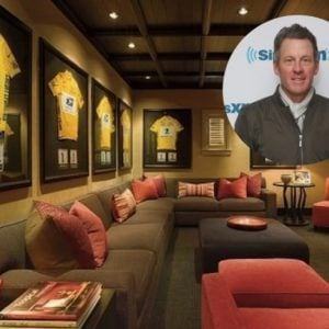 Lance Armstrong sells his Austin Mansion for $7,500,000 million.