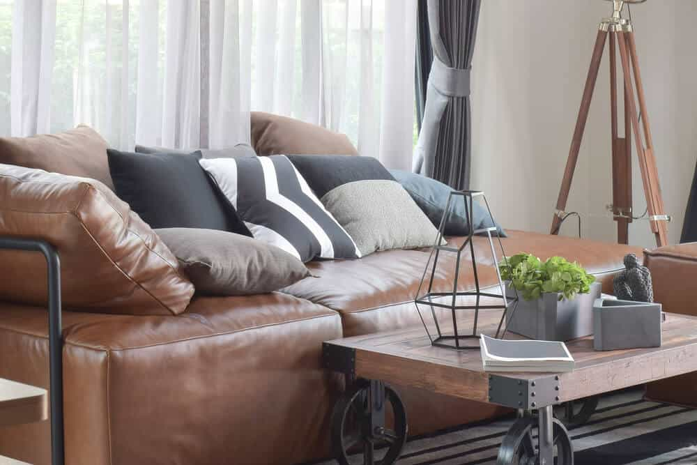 Leather Vs Fabric Sofas Pros And Cons Of Each