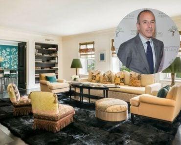 Matt Lauer sells his Manhattan condo for $7.35M.