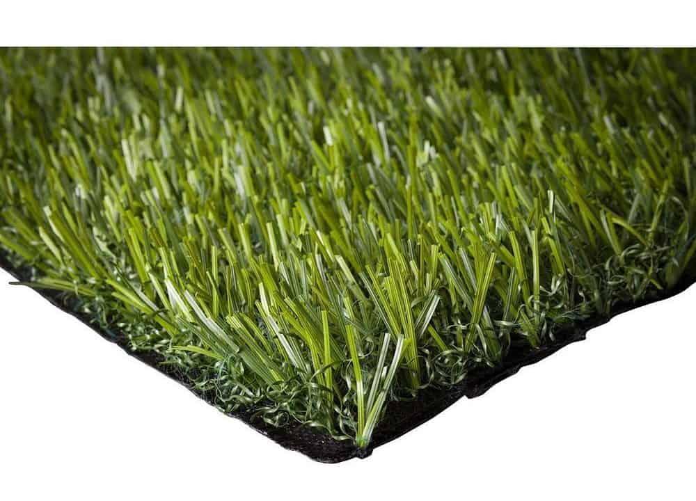 Medium pile artificial grass carpet.