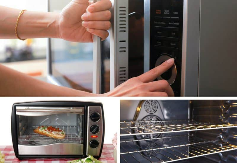 Microwave Oven Vs Convection