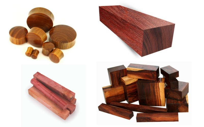 Most expensive wood options